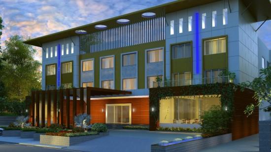 Ambar Sarovar Gandhidham, Facade, gandhidham hotels 2