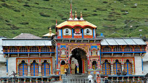 The Chardham Camps - By Leisure Hotels uttarakhand Uttranchal-4Dham-BadrinathTemple