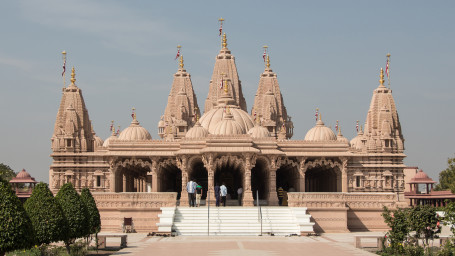 Aksharwadi Temple Efcee Sarovar Portico Bhavnagar
