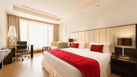 Hotel TGI Grand Fortuna, Hosur Hosur Superior Rooms Hotel TGI Grand Fortuna Hosur 4