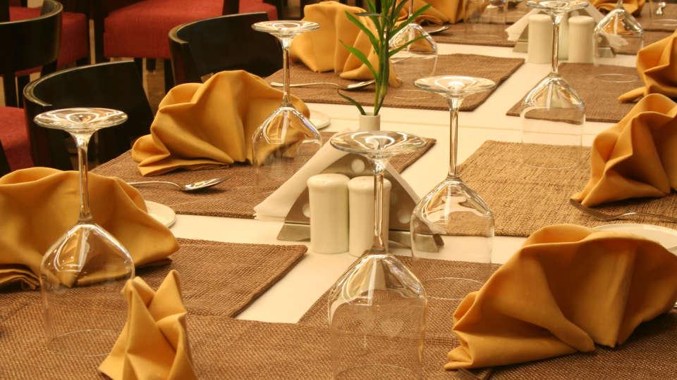 Restaurant Resort De Coracao Goa 10