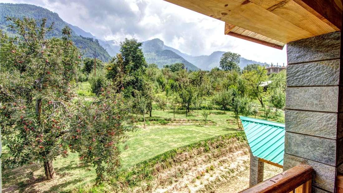 Baragarh Villa Kullu Premises Bargarh Villa Kullu Himachal Pradesh