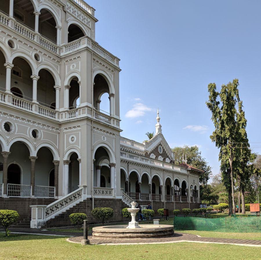 Aga Khan Palace Pune, Mint Hotels and Resorts