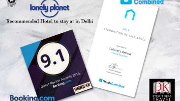 Press Reviews 3, Colonel's Retreat Hotels, New Delhi Hotels
