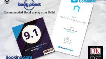 Press Reviews 3, Colonel's Retreat Hotels, New Delhi Hotels