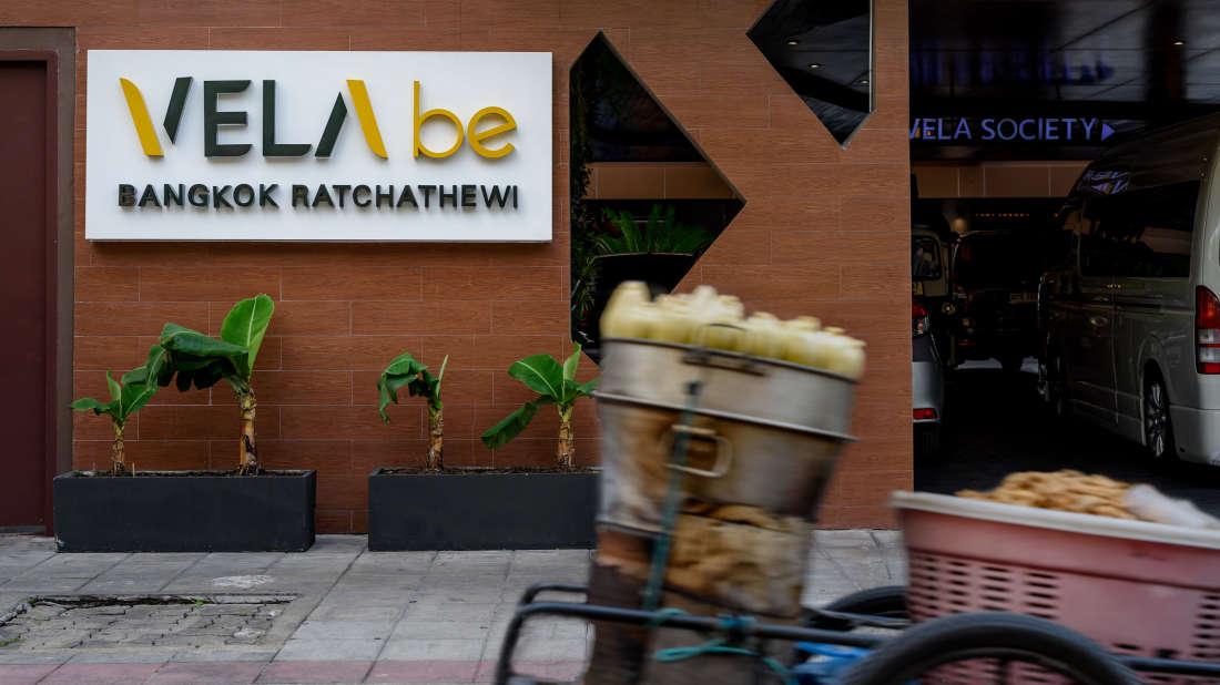 Hotel Vela Be Bangkok Ratchathewi - Detail 9C