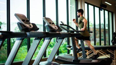 Fitness at Royal hometel suite Dahisar