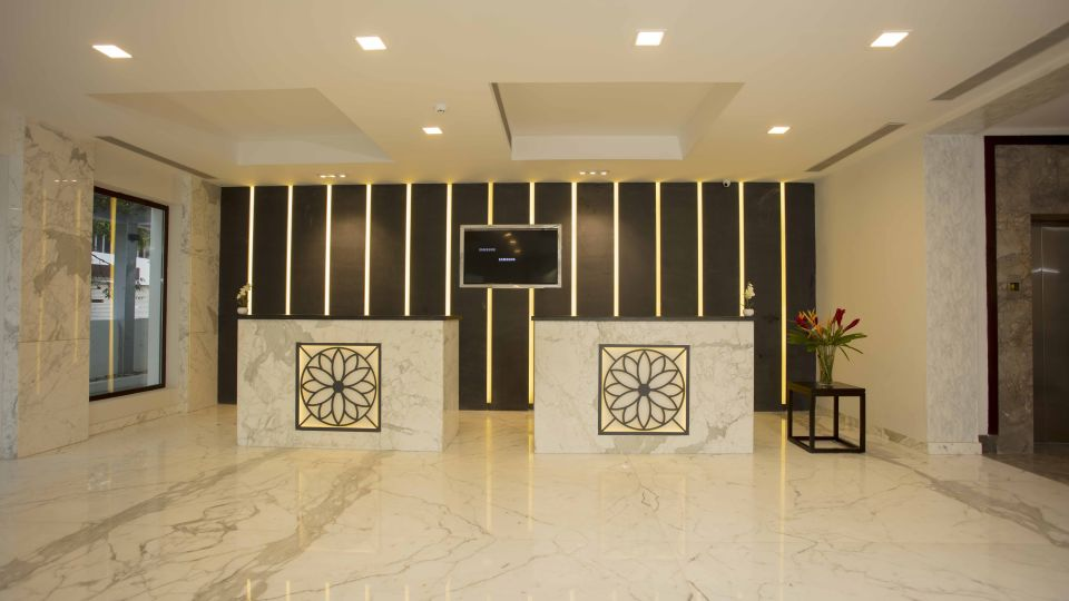Hotel Southern Star Bengaluru Bengaluru Reception Hotel Southern Star Bengaluru