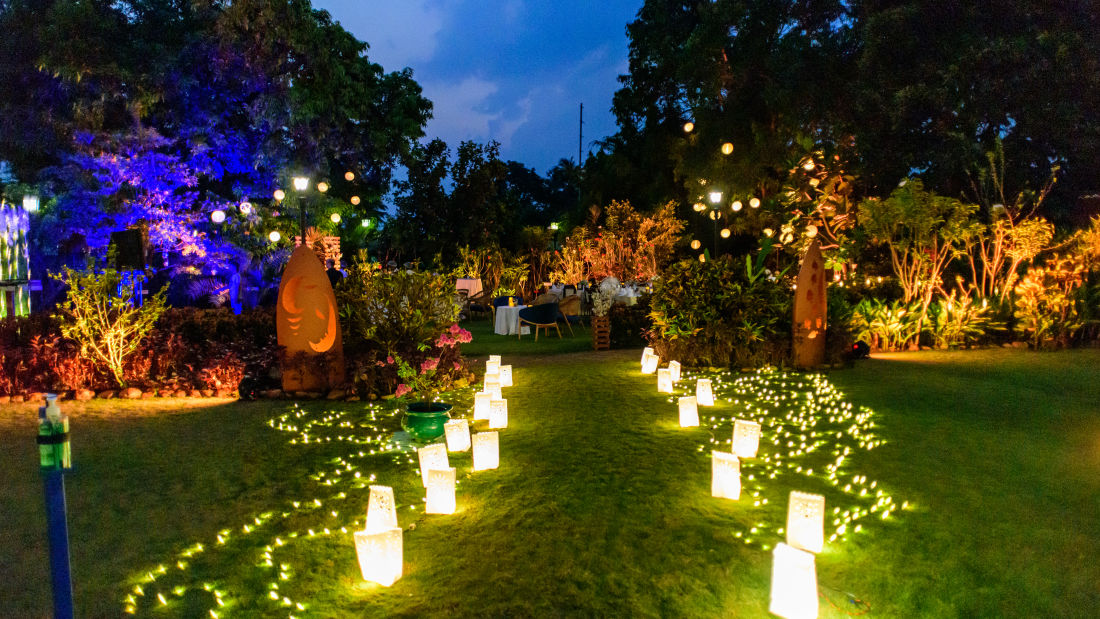 Heritage Village Resort and Spa, Boutique Resorts Goa, Exclusive Dining Experience 12