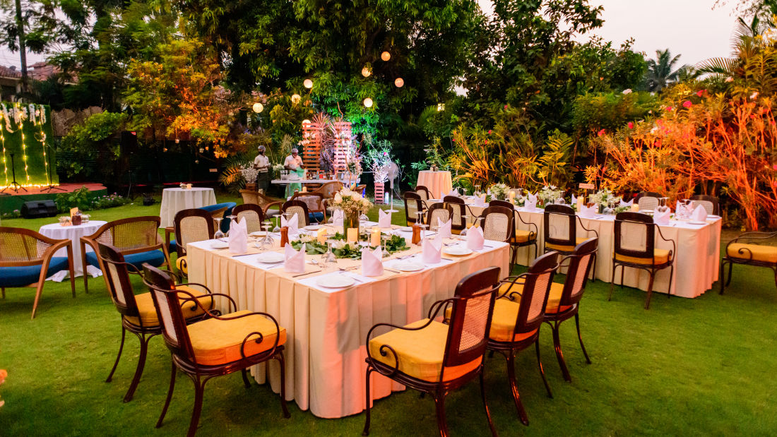 Heritage Village Resort and Spa, Boutique Resorts Goa, Exclusive Dining Experience 14