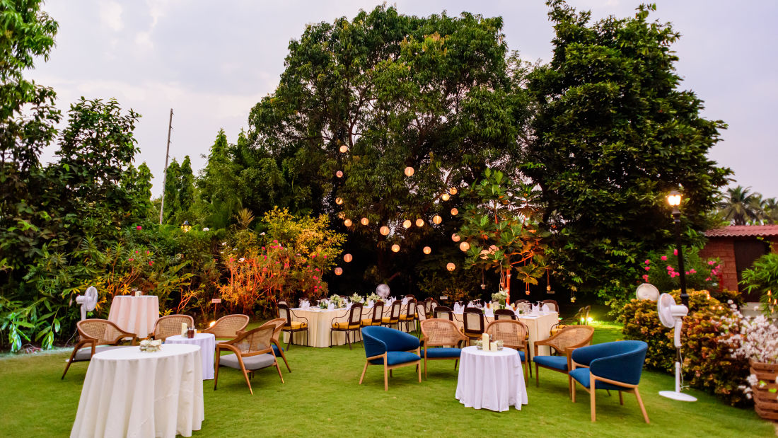 Heritage Village Resort and Spa, Boutique Resorts Goa, Exclusive Dining Experience 17