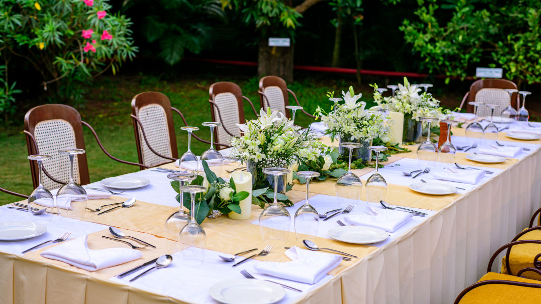 Heritage Village Resort and Spa, Boutique Resorts Goa, Exclusive Dining Experience 18