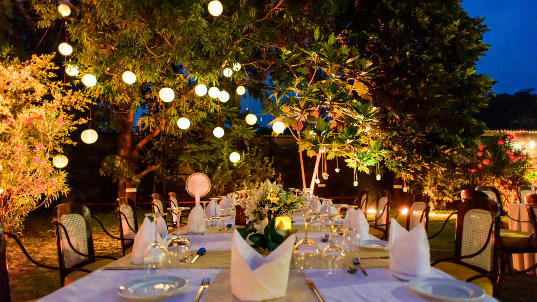 Heritage Village Resort and Spa, Boutique Resorts Goa, Exclusive Dining Experience 19