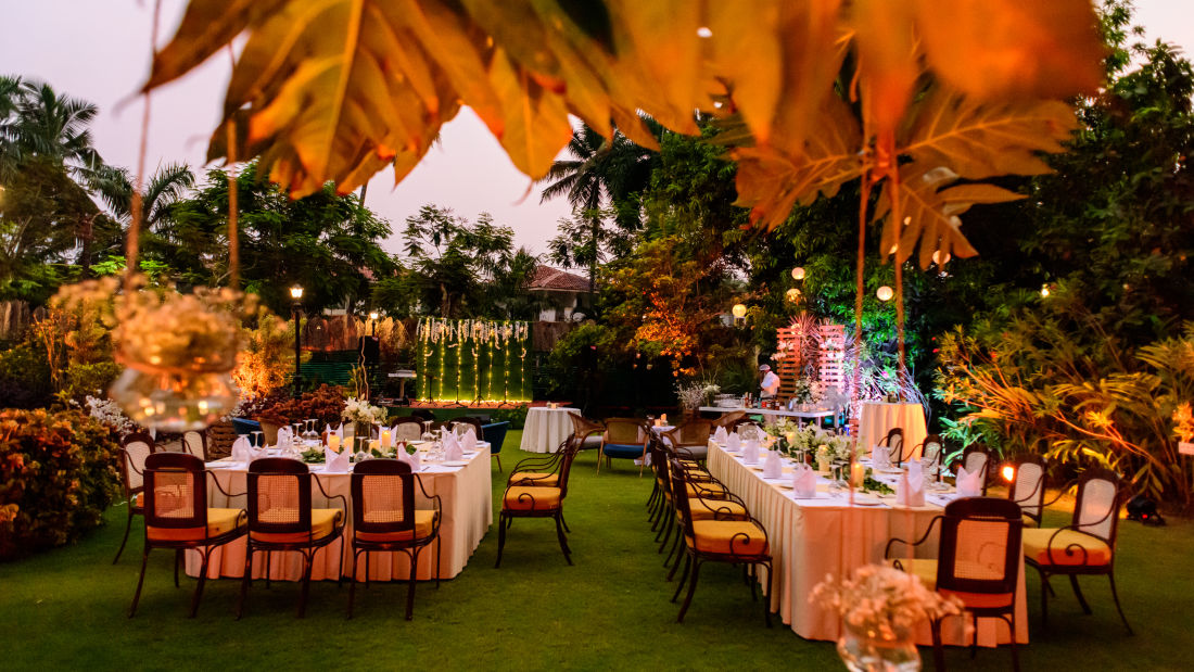 Heritage Village Resort and Spa, Boutique Resorts Goa, Exclusive Dining Experience 20
