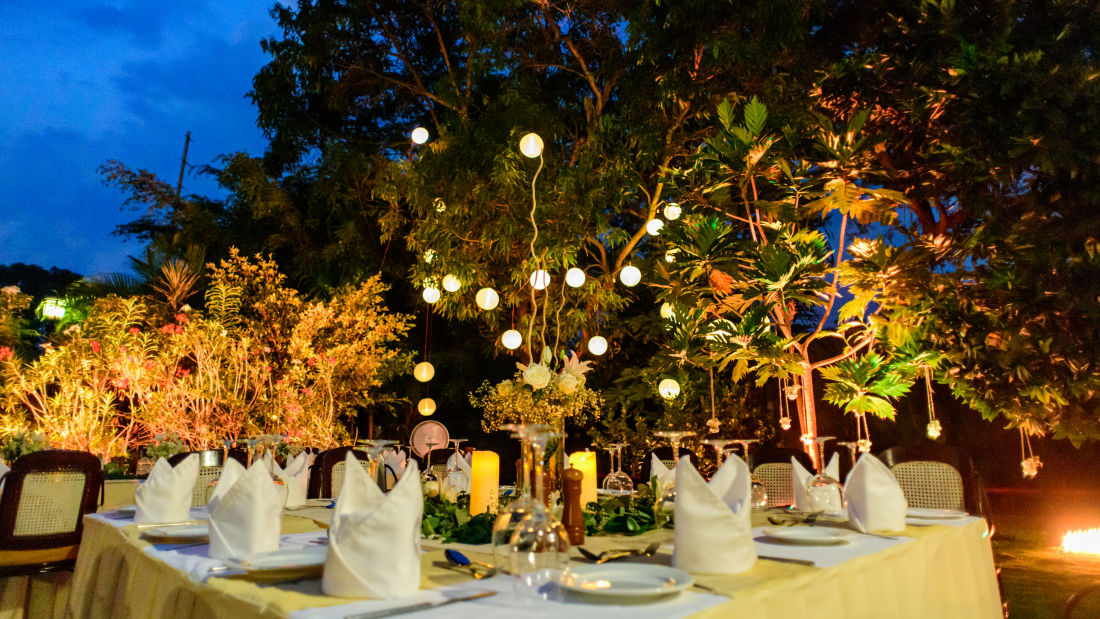Heritage Village Resort and Spa, Boutique Resorts Goa, Exclusive Dining Experience 21