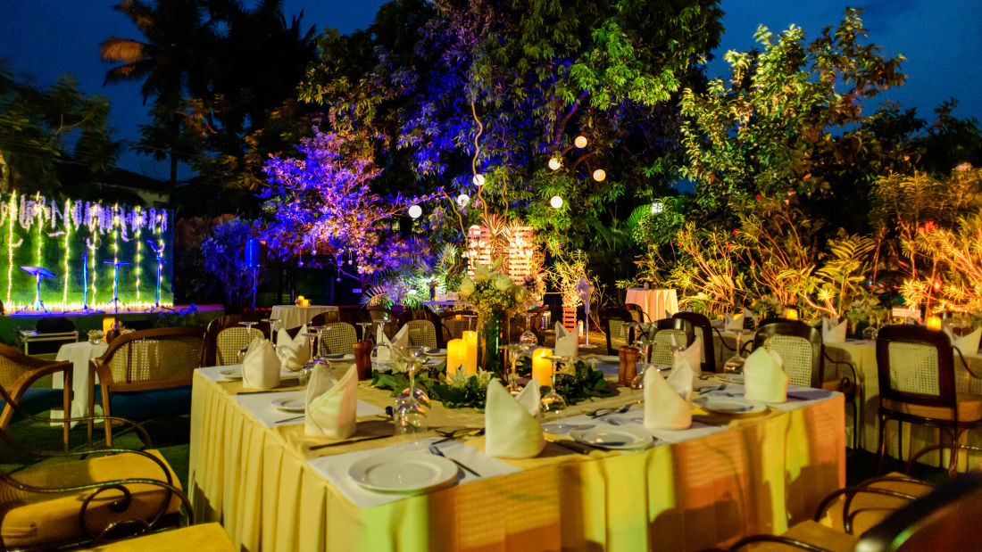 Heritage Village Resort and Spa, Boutique Resorts Goa, Exclusive Dining Experience 3