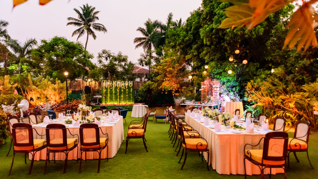 Heritage Village Resort and Spa, Boutique Resorts Goa, Exclusive Dining Experience 7