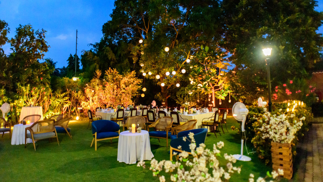 Heritage Village Resort and Spa, Boutique Resorts Goa, Exclusive Dining Experience 8