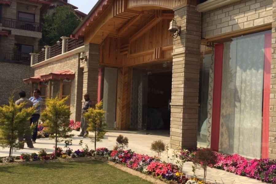 alt-text Ojaswi Himalayan Resort, Mukteshwar Nainital Garden Ojaswi Himalayan Resort Mukteshwar 6