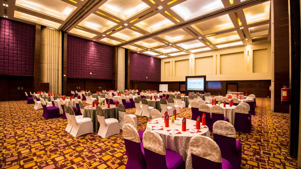 Banquets The Orchid Hotel Pune 10