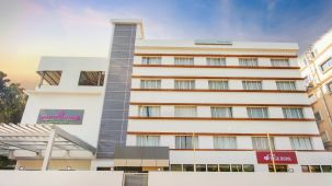 Hotel Southern Star Bengaluru Bengaluru Facade Hotel Southern Star Bengaluru