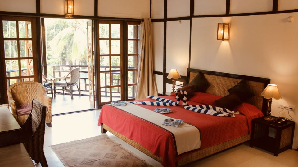 Luxury Rooms at Infinity Resorts Kaziranga 3