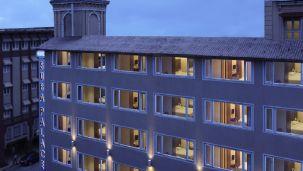 Exterior  | Hotel Suba Palace, Mumbai