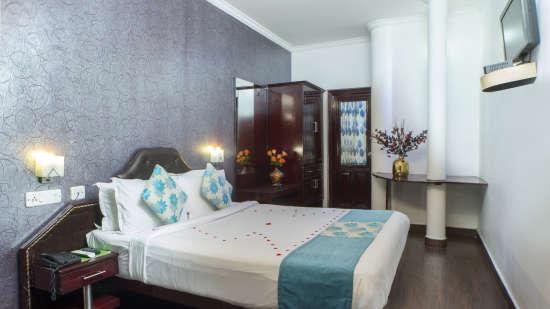Great Escapes Resort, Munnar Munnar Super Deluxe Room Great Escapes Resorts Munnar
