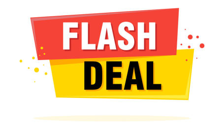 flash deal 1