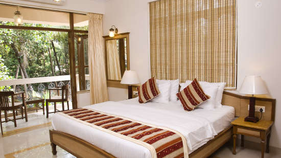 Ocean Palms Goa Goa Suite Room 2 Ocean Palms Goa Resort