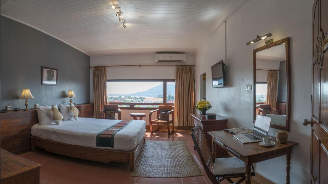 Pakse Hotel & Restaurant, Champasak Pakse Panorama Rooms Pakse Hotel Restaurant Champasak Laos 9