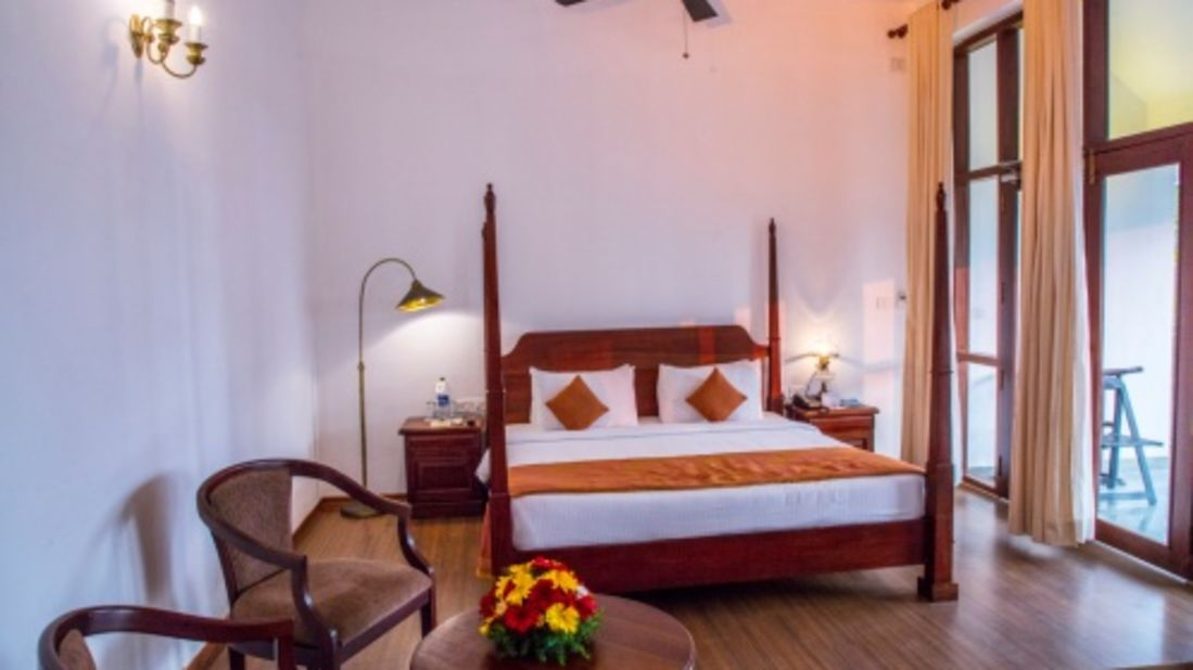 Deluxe rooms at Kovalam Beach, Stay near Kovalam Beach, Sea facing hotel near Kovalam Beach