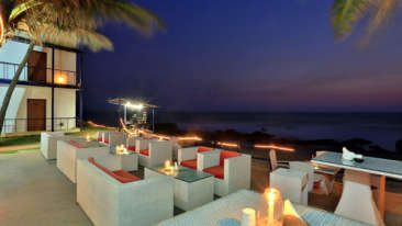 Rococco Ashvem, Mandrem, Goa Goa Sunset Lounge Rococco Ashvem Mandrem Goa 2