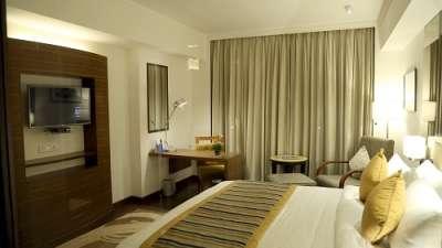 Executive room at Aditya Park Hyderabad, hyderabad business hotels