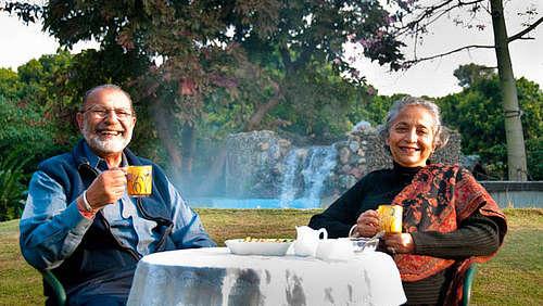 The Homestead Homestay in Corbett Ramnagar homestay Bunny   Amu