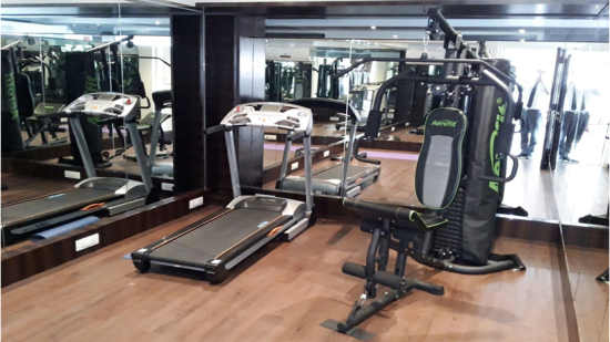T2 Beacon Hotel in Mumbai Airport Hotel GYM