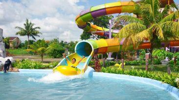 Black Thunder, Water Rides, Black Thunder Theme Park , Coimbatore