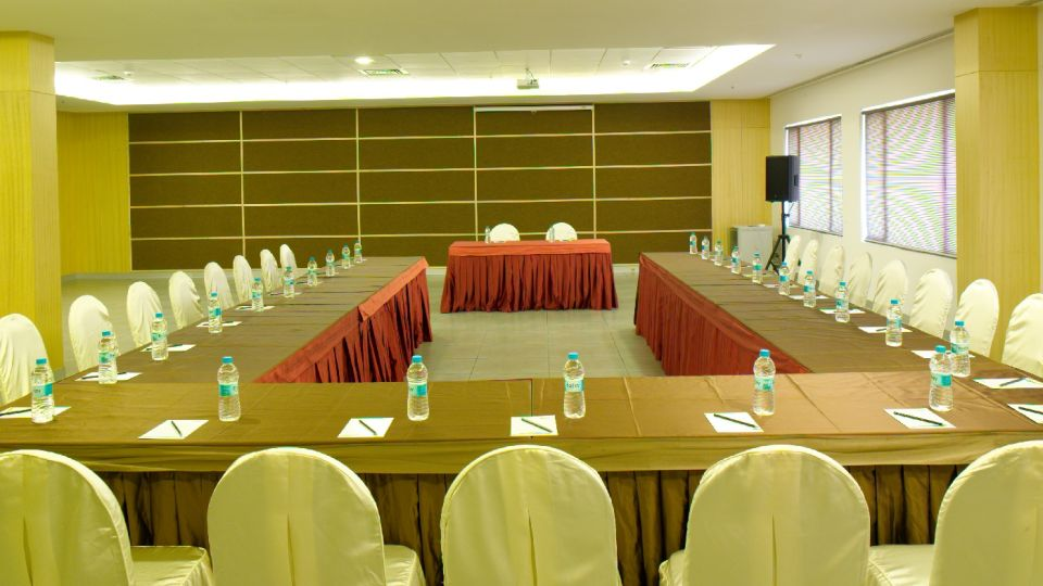 Beech Banquet Hall at Wonderla Resort Bengaluru
