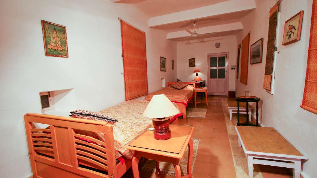 Hill Fort Kesroli Kesroli Pitambar Mahal Hotel Hill fort Kesroli alwar Rajasthan