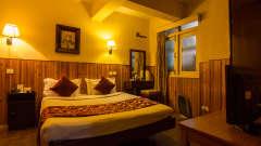 Central Heritage Resort & Spa, Darjeeling Darjeeling Standard Room Central Heritage Resort and Spa Hotel in Darjeeling