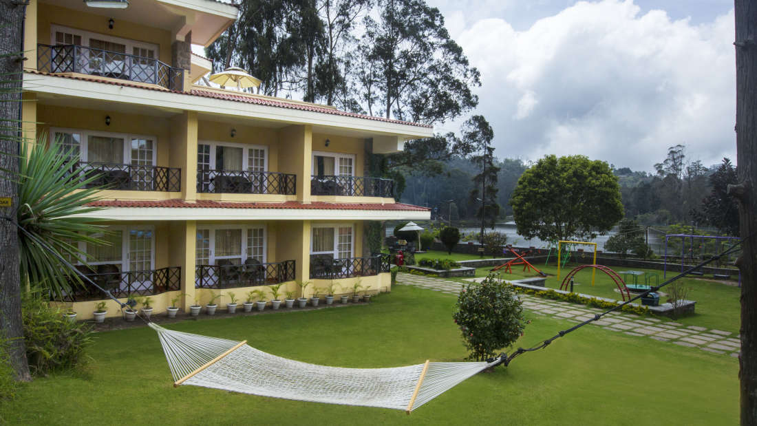 Exterior at The Carlton 5 Star Hotel, Kodaikanal Luxury hotels 11