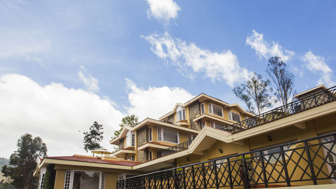Exterior at The Carlton Hotel, Kodaikanal Luxury Hotels 14