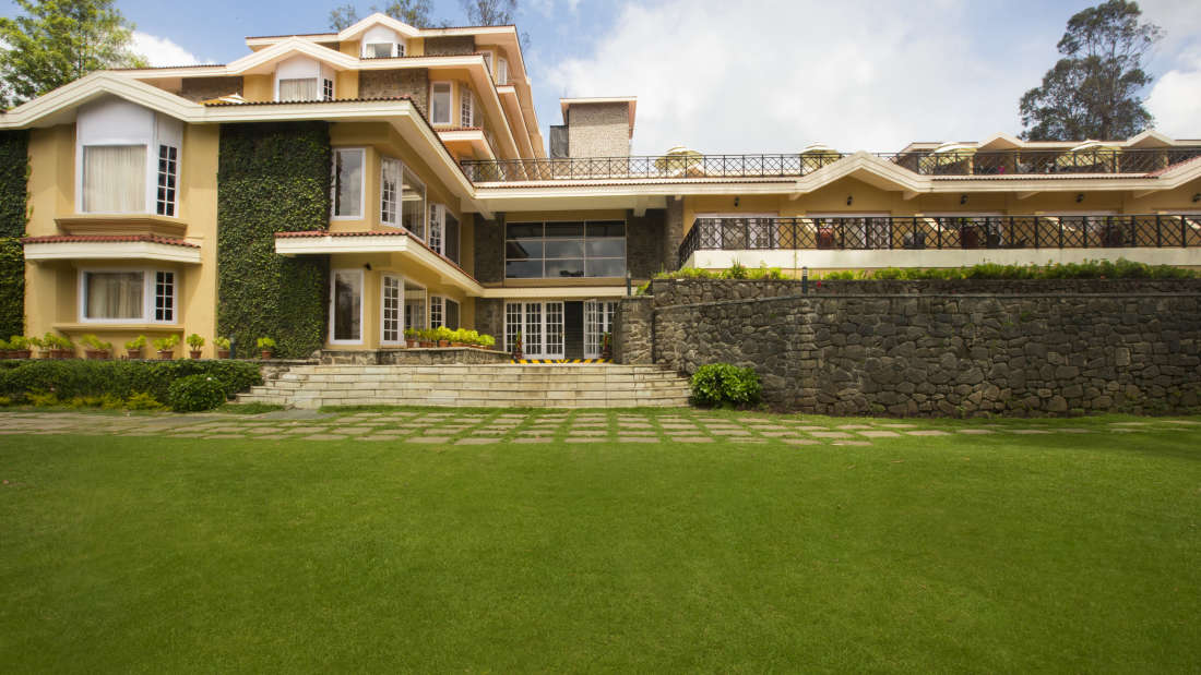 Exterior at The Carlton Hotel ,  Kodaikanal Luxury Hotels 13