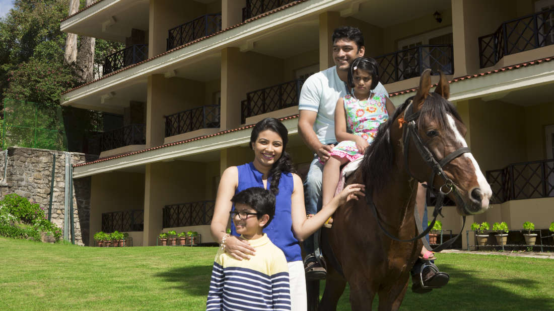Horse Riding, The Carlton Hotel, Kodaikanal  Luxury Hotel 2
