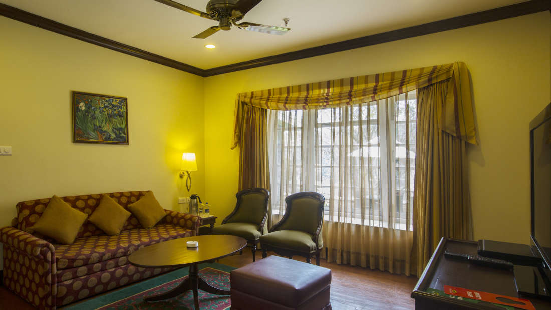 Premium Suites at The Carlton Hotel , Kodaikanal Resorts , Suites in Kodaikanal 4