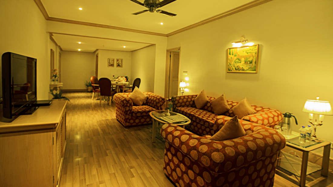 Premium Suites at  The Carlton 5 Star Hotel, Kodaikanal resorts   4