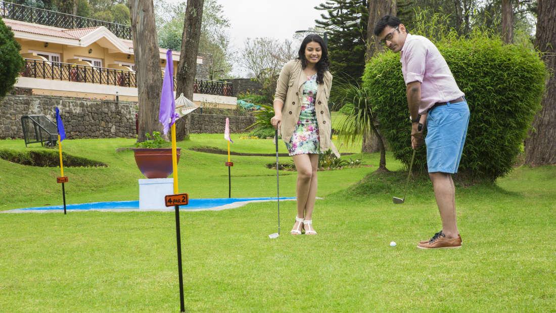 Golf the Carlton at The Carlton - Best 5 Star Hotel in Kodaikanal