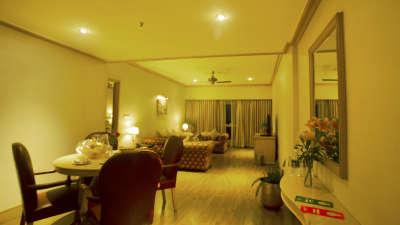 Premium Suites at The Carlton 5 Star Hotel, Kodaikanal resorts 3