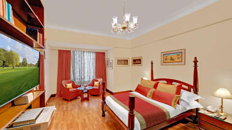 The Presidential Suite at The Ambassador Hotel Mumbai - Luxury Hotel Rooms near Marine Drive