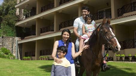 Activities at The Carlton - 5 Star Hotel, Kodaikanal  Luxury Hotel